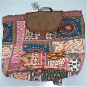 Cotton Bag - Tribal stock