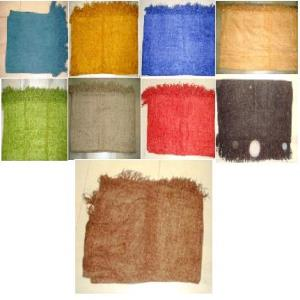 Viscose Chenille Throws