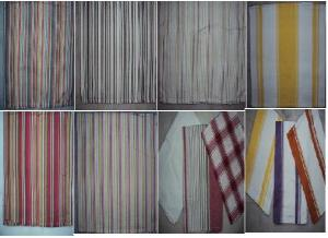 Stripe Kitchen Towel / Heavy KT  / Set of 3 KT