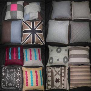 Felt Cushion Cover Stock