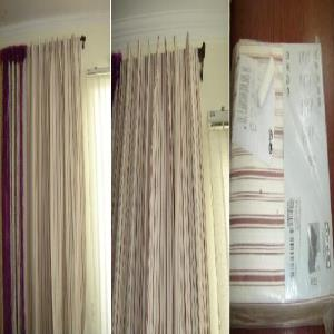 Curtain stock