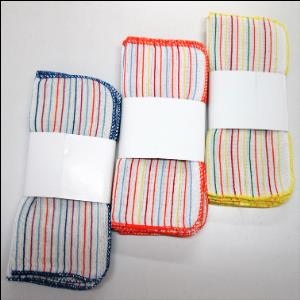 SET OF 12 PCS DISH CLOTH STOCK