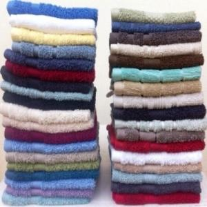 6 pcs Terry Towel Set Stock