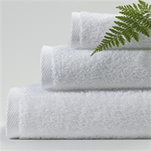 white towel stock