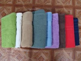 100 %  cotton terry towel