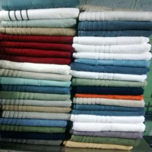 Micro Terry towel stock