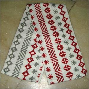 Printed Kitchen Towels Stock