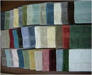 Wash Towel Stock
