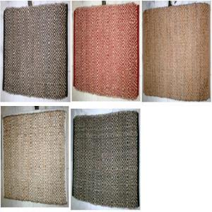 Cotton Blended Jute Rugs