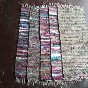 100% cotton assorted  durries/rugs stock