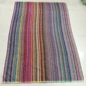 Velour Multi Stripe Bath Towels Stock