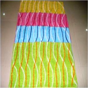 BATHMAT WAVE DESIGN STOCK