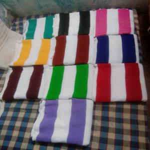 Beach towel Stock
