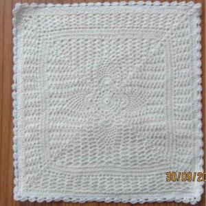 Cotton Net Design  Cushion Cover Stock