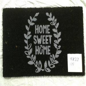 Home Sweet Home Printed Coir Door Mats Stock