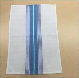 Striped Waffle Kitchen towel