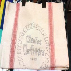 COTTON  CANVAS  BAG STOCK