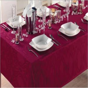 Jacquard Table cloth Stock