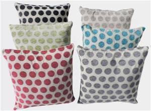Chenille Jacquard Cushion Covers Stock