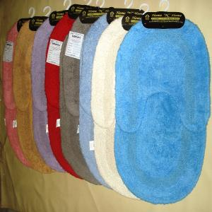 Reversible 2 pcs Bathmat  set Stock