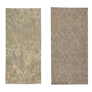 Hand Tufted Woolen Carpet Stock