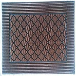 Fancy Color Rubber pin mats Stock