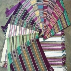 Hand Woven Rugs Stock