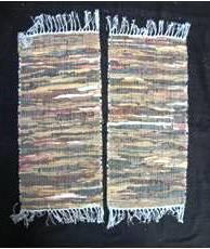 Leather Rugs Stock