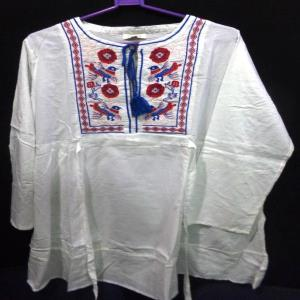 Embroidered Caftan Stock