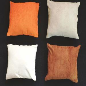 Chenille Solid  Cushion Covers Stock