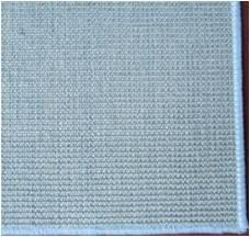 Sisal Boucle Rugs With Rubber backing Stock