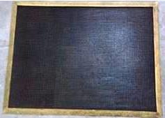 Fancy Color Rubber mat Stock