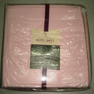 100% Egyptial Cotton Sheet Set stock ( 1 flat + 1 fitted + 2 Pillows)