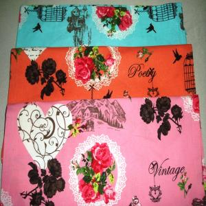 Printed Cushion  Cover Stock