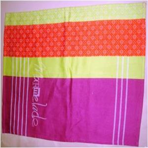 Jacquard Kitchen Towel  Stock