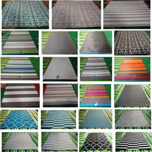 virgin quality pp Straw Mat Stock