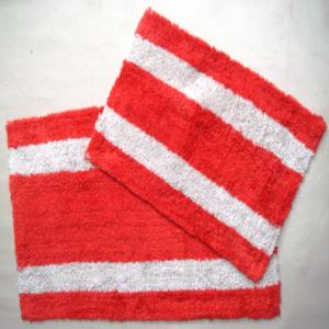 2 pcs bathmat set Stock
