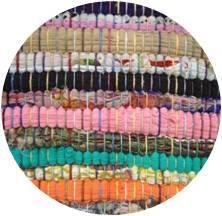 Chindi Texture Rug Stock