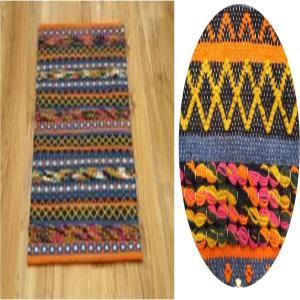 Woollen Texture Rug Stock