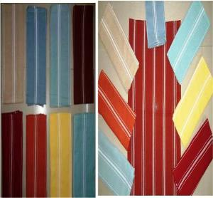 Stripe Kitchen Towel Stock
