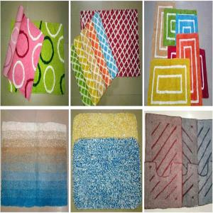 Designer Bathmat Stock