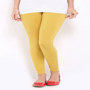 Ladies Stretch Cropped Leggings