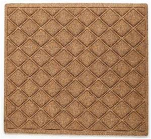 Eco Rib Texture Mat- Diamond Stock