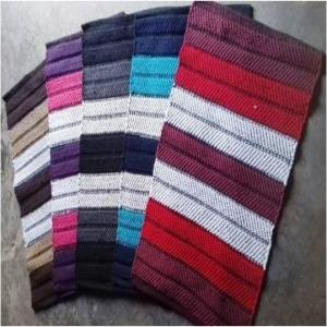 Cotton Cheveron Stripes Rugs Stock