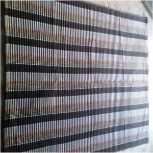 Satin Stripe Rugs Stock