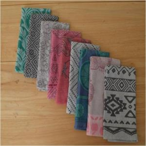 Woven Kitchen Towels Stock