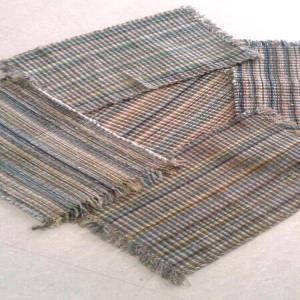 Chenille Stripe Rugs