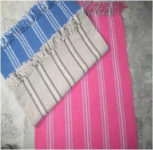Straight Stripe Rug Stock