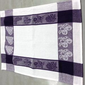 Jacquard towel stock