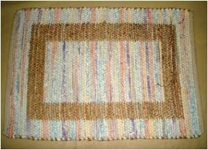 Reversibal Jute Rugs Stock